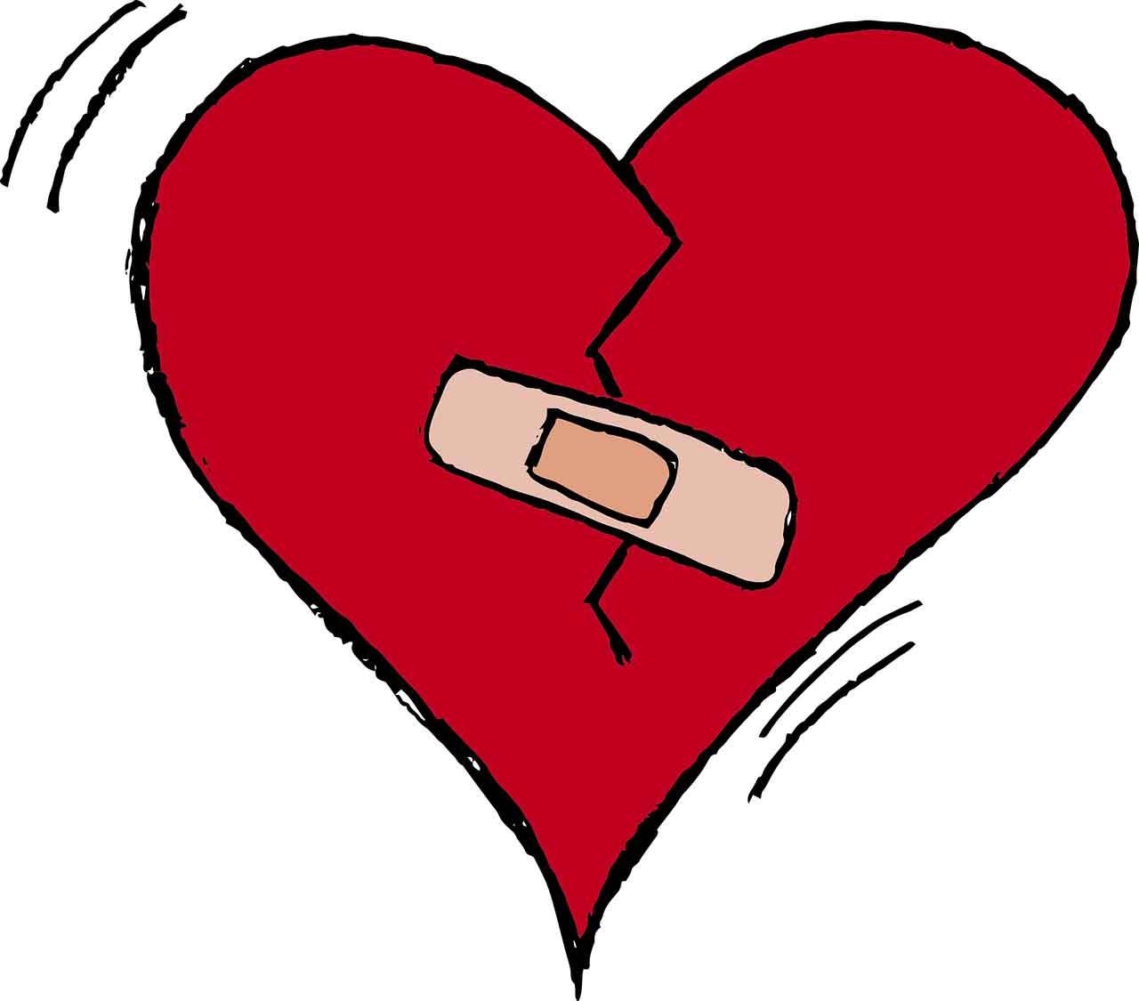 恋愛運低迷